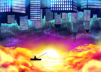 Skyline by Chiichen