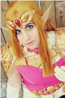 Princess Zelda by ShinraiFaith