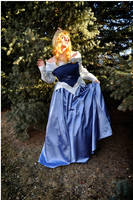 Princess, Make it Blue by ShinraiFaith