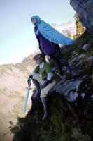 Legend of Zelda: Mountainside by ShinraiFaith