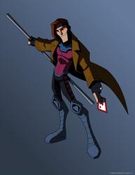 Gambit by KrisSmithDW