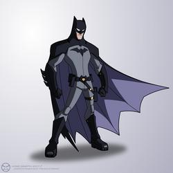 Batman by KrisSmithDW