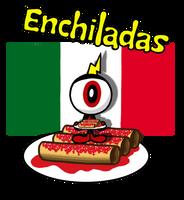 Enchiladas by Jarquin10