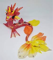 Dragon by EmmasUnicorns