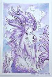 Mermaid by DessartWorks