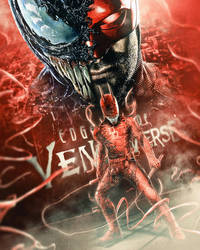 Edge of Venomverse, Daredevil x Venom by masaolab