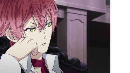 Ayato is so cute when he is mad by sharkgirl101kkl