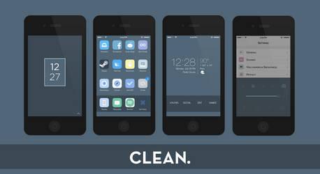 Clean. by Xeromatt