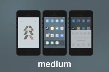 Medium by Xeromatt