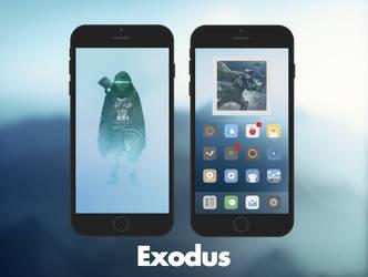 Exodus by Xeromatt