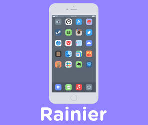 Rainier by Xeromatt