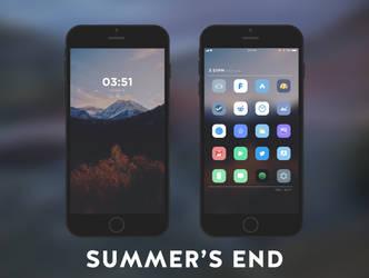 Summer's End by Xeromatt