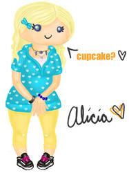 Cupcake? by SomewhatBlue