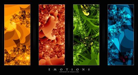 Emotions by judazfx