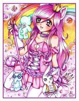 pink dream by Sailorrebelde