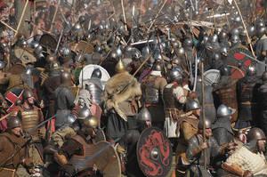 Battle by Wirikos