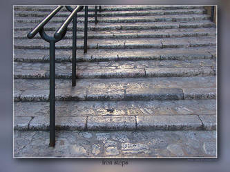 Iron steps by Wirikos