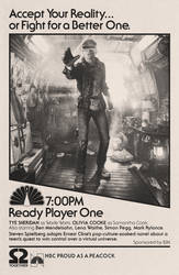 Ready Player One (2018) by Levtones