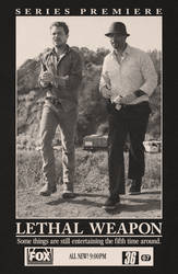Lethal Weapon (Series) by Levtones
