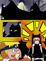 BATman and... Kankurou by McNair