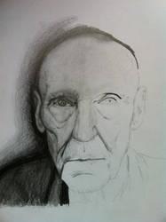 Old Man by SaraBugden