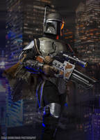 Mandalorian Mercs - Mission on Coruscant by Moscou