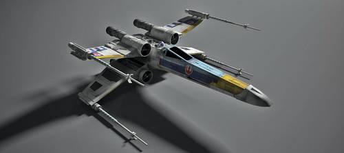 X-Wing reskin by Brandx0