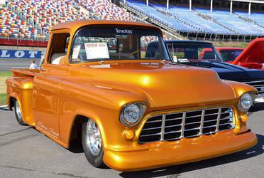 1955 Chevy Pickup by E-Davila-Photography