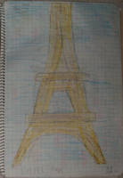 0040 Eiffel Tower by DeusIX