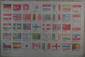 0041 Flags by DeusIX