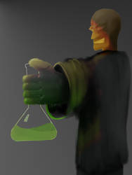 Scientists by DeusIX