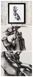 Straussart Hand Meld by AndrewStrauss