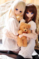 My dear angels by MrMVP
