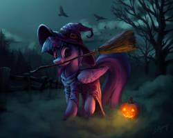 Witching Hour by LolliponyBrony