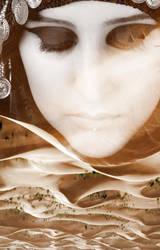 Desert Girl by Lonney