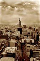 Riyadh From Above. by Lonney
