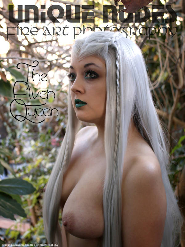 The Elven Queen: download EVERY image now! by UniqueNudes