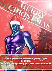 Holiday Card Proyect 2018 by KalekronReborn