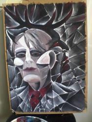 Hannibal Cubism by SirDomPayne