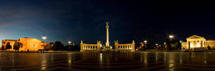Heroes Square 360 by DS1985