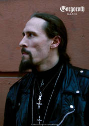Gaahl 2 by Obtenebratio