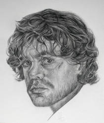 Tyrion Lannister Game of Thrones by Kentcharm
