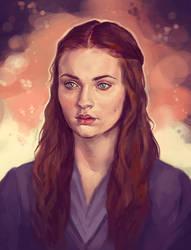 Sansa Stark by ImperfectSoul