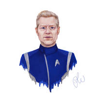 Stamets by ImperfectSoul