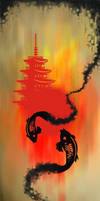 japan koi by anniecarter