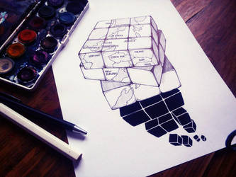 Rubic world by anniecarter