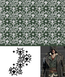 Jacob Frye AC Syndicate Waistcoat pattern by NightCur