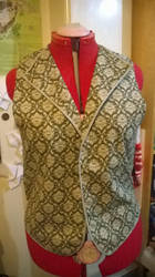 Jacob Frye Vest WIP by NightCur