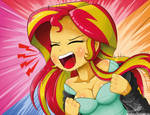 .:Wanna Scream *It's Hot*:. by The-Butcher-X
