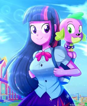 .:Human Pony:. (redraw) by The-Butcher-X